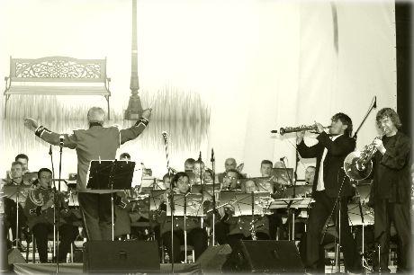 Духовой оркестр России